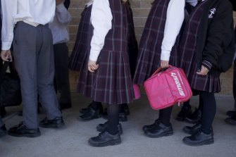 The independent school sector is the smallest but fastest-growing in Australia