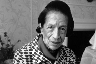 The Met gala gained traction when the iconic Diana Vreeland took over the event.
