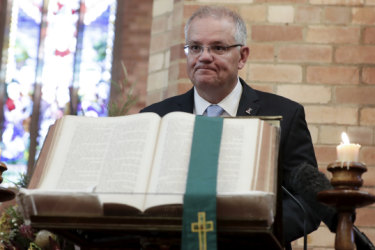 Neither church nor state can agree on Scott Morrison's draft religious laws