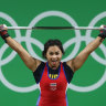 Weightlifting, an original Olympic sport, faces its last chances