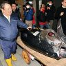 Bluefin tuna nets record $4.3 m in year's first sale at Tokyo market