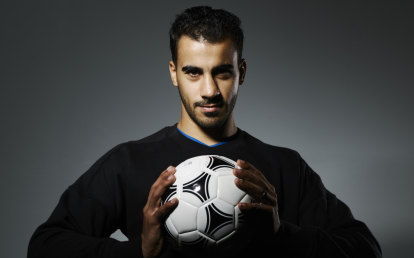 'I was crying inside': Melbourne soccer player Hakeem al-Araibi on the bungle that landed him in a Thai jail
