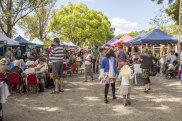 Mullumbimby farmers market