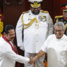 Sri Lanka's new President swears in his brother as Prime Minister