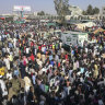 Ruling Sudan military council promises civilian cabinet as demonstrations continue