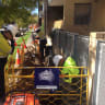 'It's a spaghetti junction down there': NBN comes to the Perth CBD