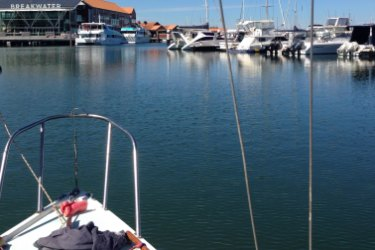 Hillarys Boat Harbour.