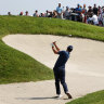 US Open up for grabs as Adam Scott survives for the weekend