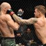 Poirier gets knockout victory over McGregor to plot new title shot