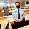 Rapid testing, jabs and jury bubbles: How NSW courts are reopening safely