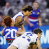 Marley Williams case may set AFL precedent on head-high bumps