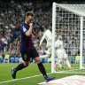 Barca get second Clasico win in four days at Real