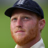 Ben Stokes went on the attack against spin in Chennai.