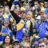 West Coast has the most loyal fans but AFL's Gabba gamble pays off