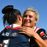 Funding plan from NRL to save women's game