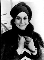 Miss Lucette Aldous, prima ballerina of The Australia Ballet, returned to Sydney on Saturday after a successful appearance at Expo 74, Washington.