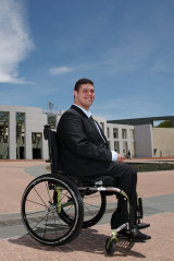 Greens senator Jordon Steele-John says the issue of compensation must be clearly spelled out in the disability abuse royal commission terms of reference.