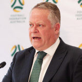 Greg O'Rourke is now the commissioner of the Australian Professional Leagues.