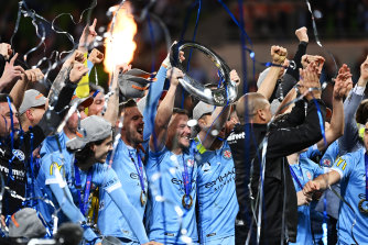 Worthy champions.