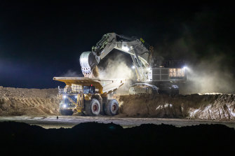 Adani expects to start shipping coal from its Carmichael mine within the year.