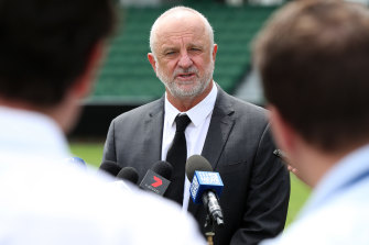 Graham Arnold didn't coach a single Socceroos match in 2020 but will tackle a backlog of World Cup qualifiers this year.
