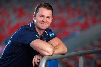 All-Australian captain Patrick Dangerfield.