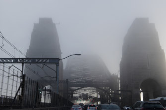 Sydney recently recorded it's coldest day in hearly four decades.