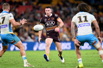 Tyson Gamble is not yet the game-breaking playmaker Brisbane need.
