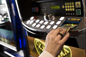Bruce Mathieson Jr has stepped down as the CEO of Endeavour's pubs and pokies business.