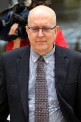Psychiatrist Dr Donald Grant.