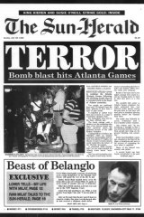 Beast of Belanglo: How The Sun-Herald covered the story in July 1996.