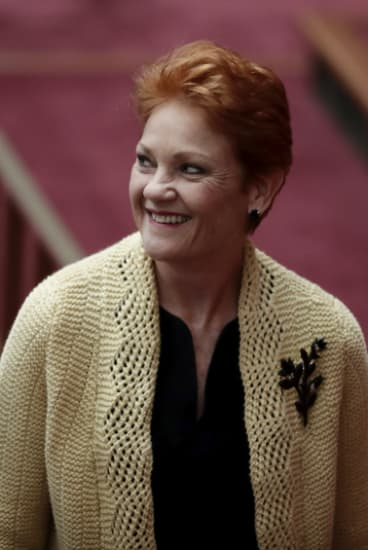 Mr Latham has recorded a robocall for Pauline Hanson's One Nation Party for the Longman byelection.
