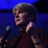Greeted with silence: Bishop on being the only woman in the Abbott cabinet