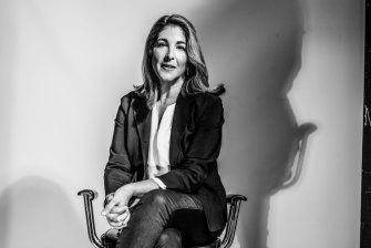 Canadian author and activist Naomi Klein.