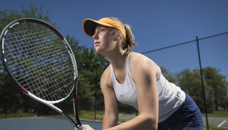 Canberra tennis player Tallulah Farrow has secured a scholarship at Colorado University.