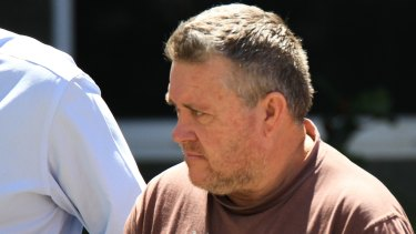 Rick Thorburn is accused of molesting two young girls.