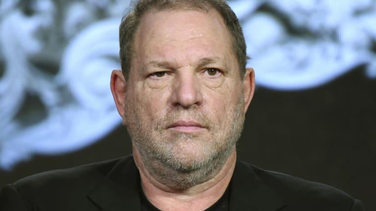 New York state sues Weinstein Company: Harvey Weinstein.
