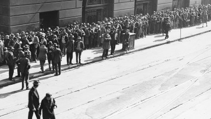 From the Archives, 1931: Collapse of State Savings Bank