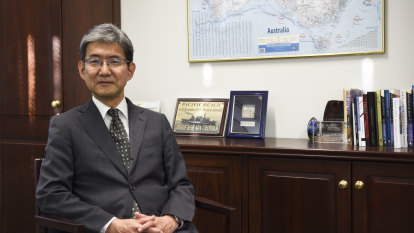 'You can count on us': WA consul general spruiks Japanese relationship as China tensions grow