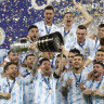 Messi finally breaks duck as Argentina beat Brazil to lift Copa America