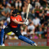 Morgan blasts 57 off 22 balls to seal T20 series for England