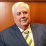 Palmer's 'unreasonable position' costs him in Queensland Nickel case