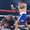 'Had confidence in my chin': Gallen knocks out Browne in less than two minutes