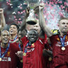 Liverpool win UEFA Super Cup in another penalty shootout