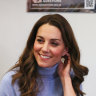 Duchess of Cambridge: Hypnotherapy helped me cope with pregnancy, labour