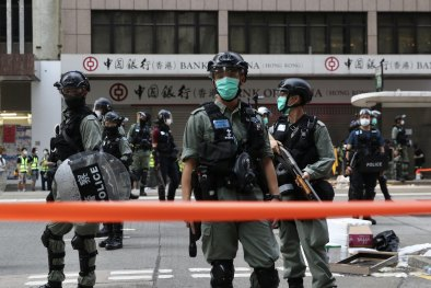 Hong Kong is the latest flashpoint in US-China relations.