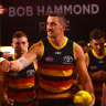 Tex walks away from Crows' captaincy