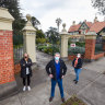 Catholic mission faces fight over plan to 'carve up' Essendon mansion