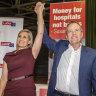 Shorten launches Lamb's Longman campaign