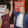 Shorten launches Lamb's Longman campaign